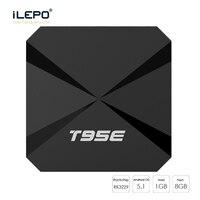 ILEPO T95E Android 6 0 Smart TV Box RK3229 Quad Core Cortex A7 2 4GHz 1GB
