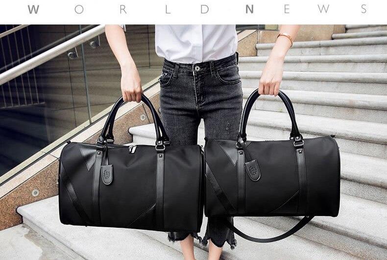 Sacos de viagem de grande capacidade sacos