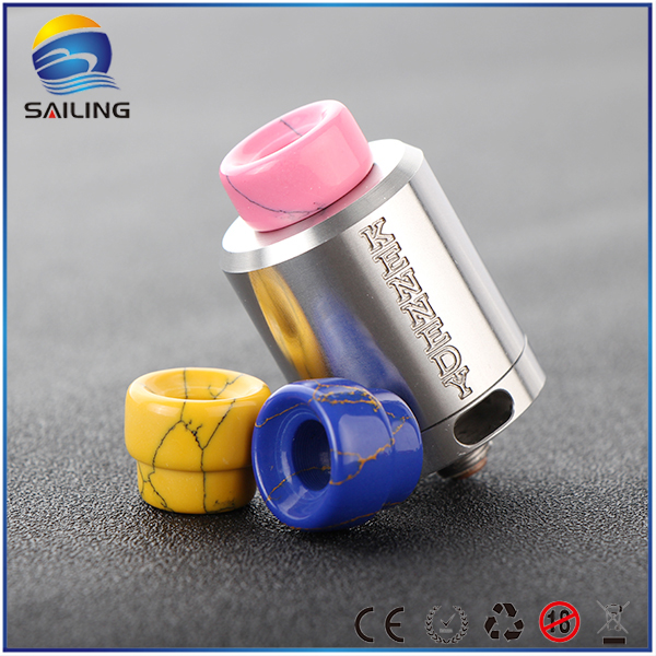 Sailing Vape Turquoise Drip Tips Popular Tips Best Quality Electronic Cigarette For Kennedy Goon 528 RDA Atomizer