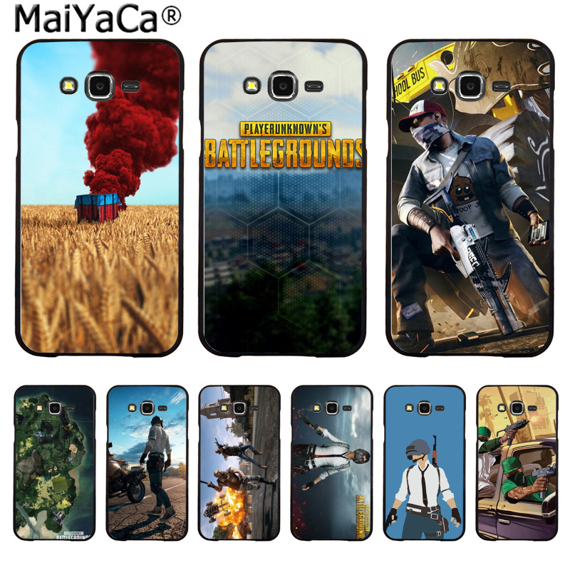 MaiYaCa BATTLEGROUNDS Jedi survival game Printing Drawing phone Case for Samsung 2015 J1 J5 J7 2016 J1 J3 J5 J7 Note3 4 5