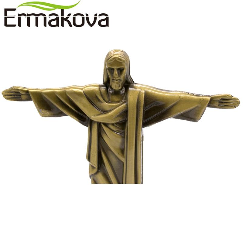 ЕРМАКОВА Металл Бразилия Крист - Үйдің декоры - фото 5