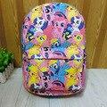 15*29*39 CM O Meu lindo poni tela pequena mochila de pelúcia Presentes para estudantes e crianças