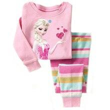 Christmas Clothing Baby Girls Boys Kids Pajamas Set