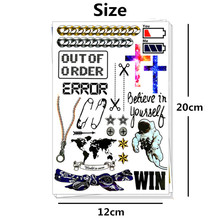 Young – Waterproof Temporary Tattoo Sticker – Men Women Body Art Also for Cup Glasses Laptop Phone Bike Decoration
