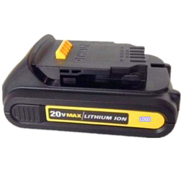 For Dewalt 20V 20 Volt Max, 2.0Ah, Lithium Battery Pack