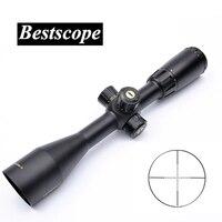 BSA оптика 4 16X44 SP кошачий глаз охотничий оптический прицел тактический Оптический Прицел дальномер прицелы для снайпера страйкбол