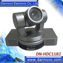 DANNOVO USB PTZ Camera for Video Conferencing Room,10x Optical Zoom,Plug and Play(DN-HDC11B2)