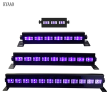 UV stage light LED violet dj laser light club disco lighting for Halloween party purple par stage effect lights the latest 2lens 40 pattern laser light for dj disco club party stage lighting effect