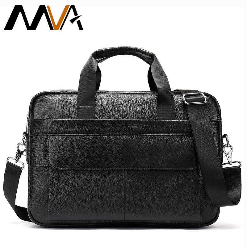 a4f89da120de MVA сумка мужская натуральная кожа сумка мужская портфели кожаные мужские  сумка через плечо мужская сумка мужская