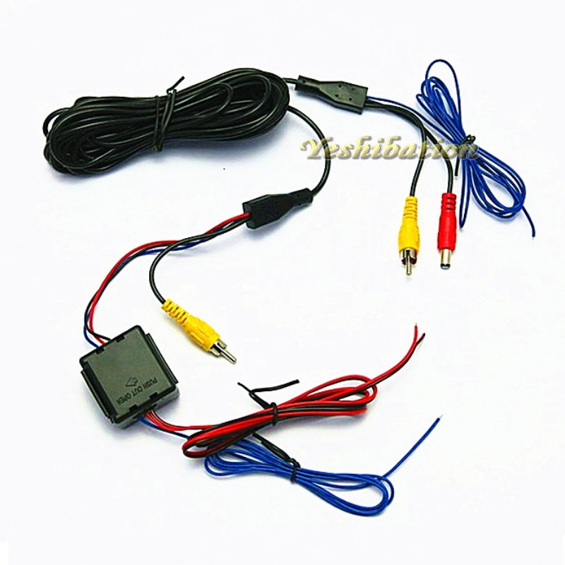 Filter Car Backup Rear font b Camera b font Stabilized 12V DC Power Relay Capacitor Rectifiers