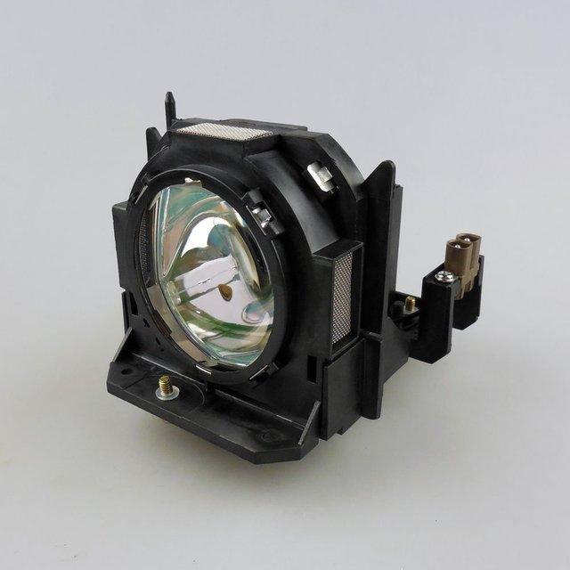 Et-lad60 lâmpada do projetor de substituição com habitação para panasonic pt-dz6710el/pt-d6000/pt-dw6300