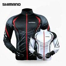 new Shimano Fishing Clothes Skilled Fishing Shirts Lengthy Sleeve Bamboo Fiber UPF 50+ Breathable Fast Dry Fishing Garments