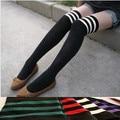 cheap over knee-high wholesale cotton slip-resistant girl/student/women fashion socks