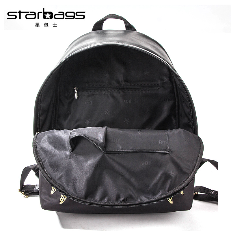 3b80e6208c Starbags boy eagles wing popular logo backpack embroidered backpack woman  bag-in Backpacks from Luggage   Bags on Aliexpress.com