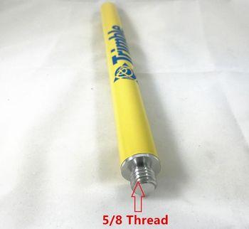 5pcs New Trimble Antenna Pole 12 Inch/1 foot - P/N 31165 Trimble Pole Section 30CM