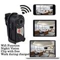 Mini Camara IP Wifi Q7 480 P Marca Cam DV DVR Inalámbrico nuevo SP Joven Espia Candid Grabador de Vídeo digital de Visión Nocturna Por Infrarrojos