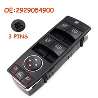 OEM 2929054900 A2929054900 Fit For Mercedes ML350 GL450 CLA250 2012 2016 Front Left Power Window Switch Car