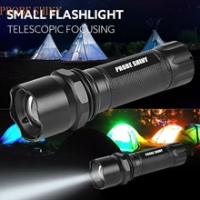MA 21 Shining Fast Shipping LED Light  5000LM CREE Q5 AAA 3 Modes ZOOMABLE LED