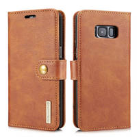 Retro Genuine Leather Case For Samsung Galaxy S8 Cover S8 Plus Coque Luxury Flip Wallet Cover