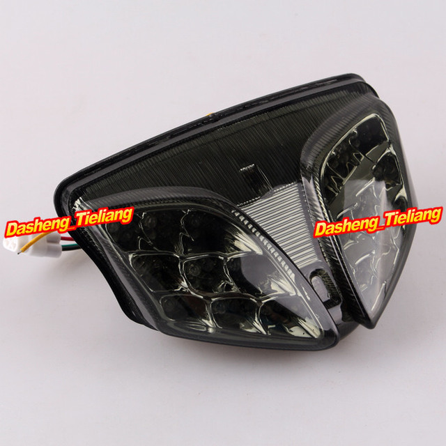 High Quality Integrated LED Rear Tail Light Turn Signal
