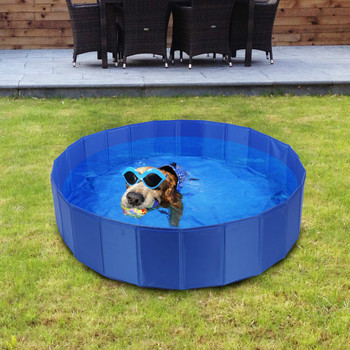 Round Pet Swimming Pool  1