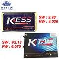 Ventas al por mayor V4.036 + KTAG KESS KESS V2 V2.30 V2.13 FW V6.070 K Tag ECU Programador Herramienta No Tokens Limited Envío Libre de DHL
