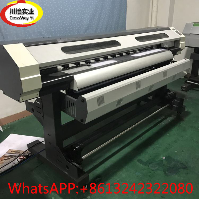71''inch 6feet DX12 Head Eco solvent Printer