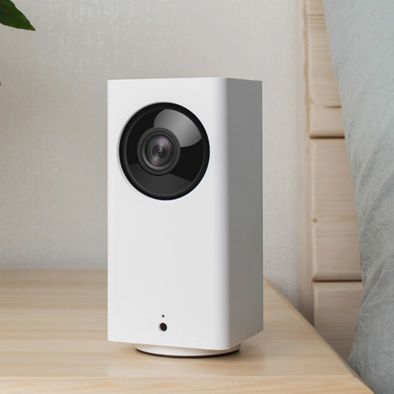 IP Camera Wireless Cam 1080P HD Smart 120 Degree IR Night Vision WIFI Baby Monitor For Android IOS
