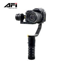 AFI VS-3SD Кпк Handheld Steady 3-осный Бесщеточный Gimbal Стабилизатор для DSLR Canon 5D 6D 7D для Sony для GH4 Q20185
