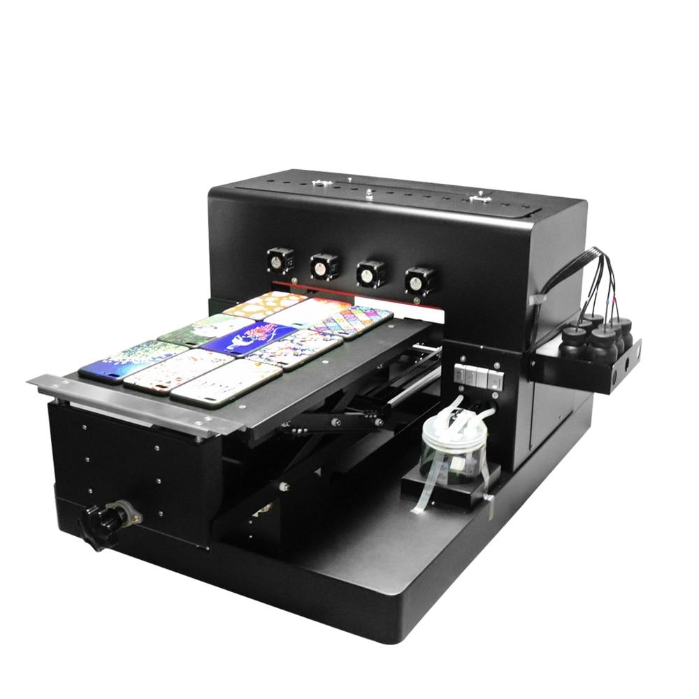 2018 New Arrival A3 Uv Printer For Epson R2000 Flatbed Uv