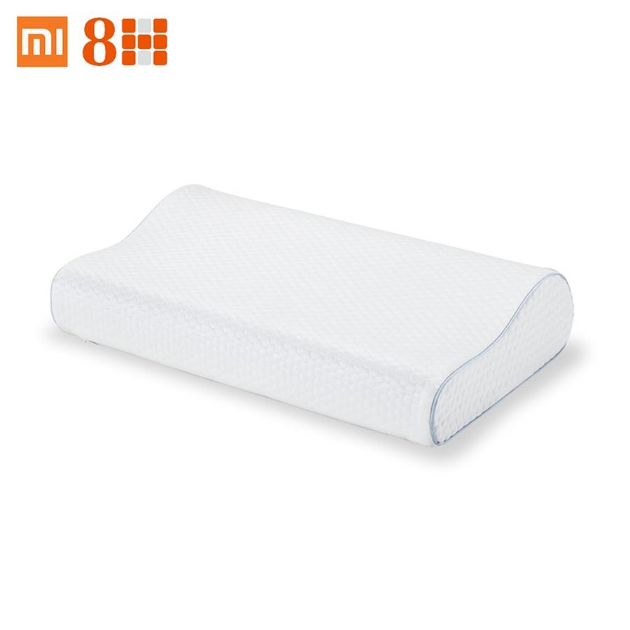 Xiaomi 8H Flexible Memory Cotton Pillow Powerful Anti Bacteria Suctions Eliminates Mites Slow Re Bouncing Clean