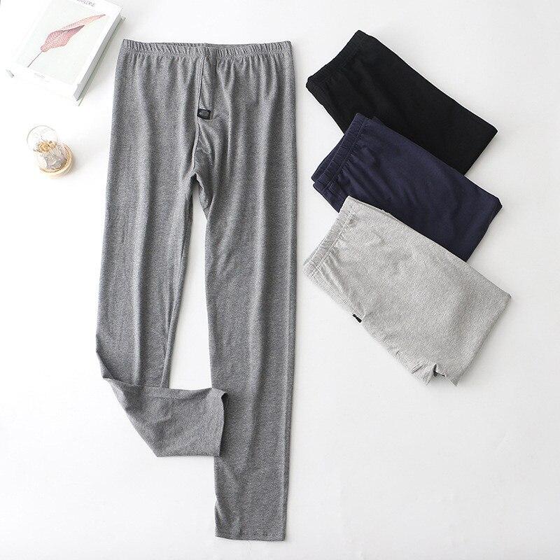 New Pijama Hombre 2020 Modal Cotton Sleepwear Men Pajama Pants Lounge Wear Pyjamas Pant Men's Nightwear Home Pant Pyjama Homme