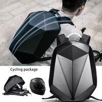 Black Motorcycle Bag Waterproof Motorcycle Backpack Travel Luggage Bag Motorbike Bags Tank Bag