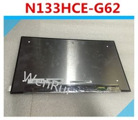 NEW laptop lcd screen N133HCE G62