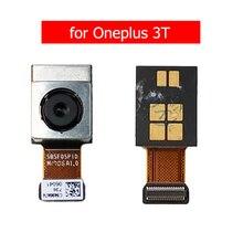 Для Oneplus 3T задняя Камера основной Камера модуль для One Plus 3T Big Rear Камера Модуль гибкий кабель 16MP запасных Запчасти
