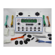 Electric Acupuncture Machine Electroacupuncture Body Massage Nerve Muscle Patch Relax 6 Output Health Care KWD808-I