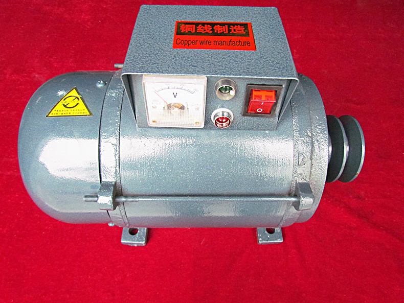 Riem Type Zuiver Koperdraad Kleine Permanente Magneet Huishoudapparaat Generator 220v50hz Power 1500w3000w Tegel