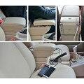 Para Ford Focus 2 Armrest Storage Center Console apoyabrazos central caja del contenido del Almacén de interior USB multifuncional automóvil