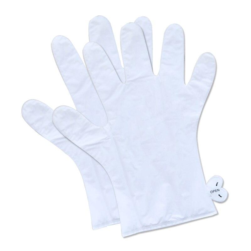 1Pair 2Pcs Lavender Hand Mask Skin Care Mask for Whitening Nourishing Hands Soften Cream Tender Bright Hand Moisturizing Gloves