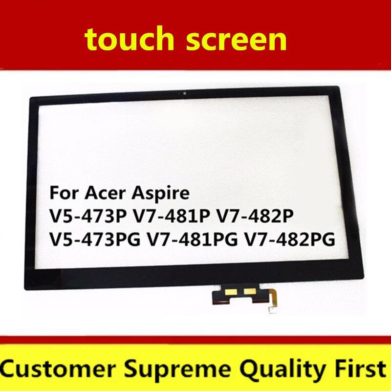 "14.0/"" LCD Display Touch Screen Digitizer For Acer Aspire V5-473 V7-481 V7-482"