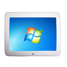 Embedded all in one panel pc with 5 wires touch screen