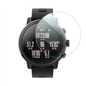 2 шт., Защита экрана для часов SIKAI, для Huawei Amazfit Stratos 2 /2S