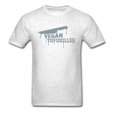 "Kick-ass ""Vegan Tofu Killer"" t-shirt"