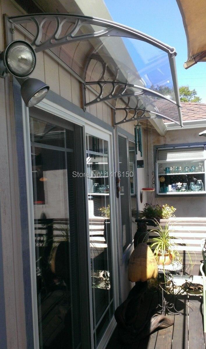 popular plastic door canopy-buy cheap plastic door canopy lots