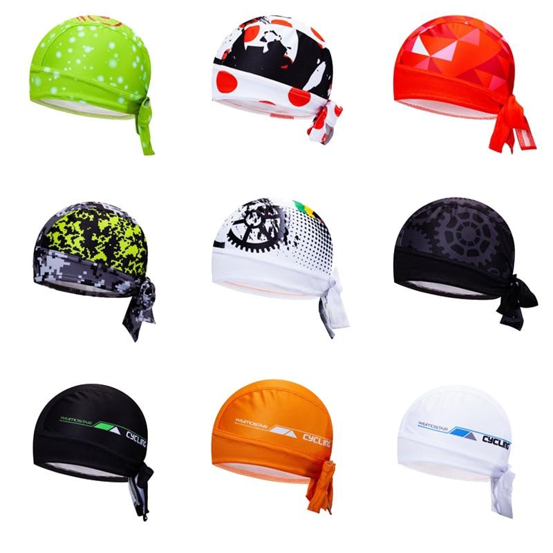 New Cycling Cap Sport Sweatproof Headscarf Bandana Bicycle Bike Riding Headband