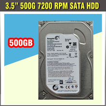 HDD 500G SATA 3.5 7200RPM SATA Hard Disk Drive for CCTV DVR or Computer PC with hight quality HDD