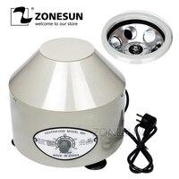 ZONESUN 800 Desktop Elétrica Medical Lab Laboratório Centrífuga centrífuga 4000 rpm CE 6x20 ml