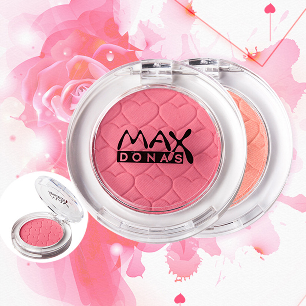 Women High Quality Blush Makeup Mineralize Blusher Cheek Sleek Cosmetics Soft Powder Make Up Blusher