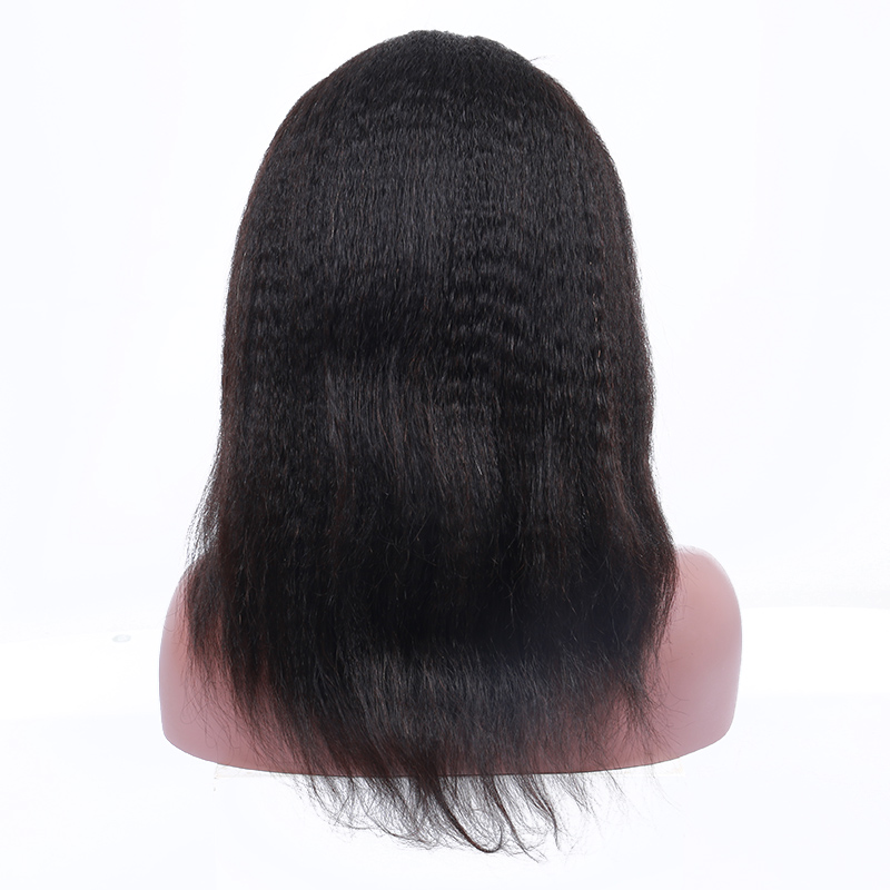 130% Elastic Net Lace Front Human Hair Wigs With Baby Hair For Women Pre Plucked Natural Hairline Sunny Queen Remy Wigs ...