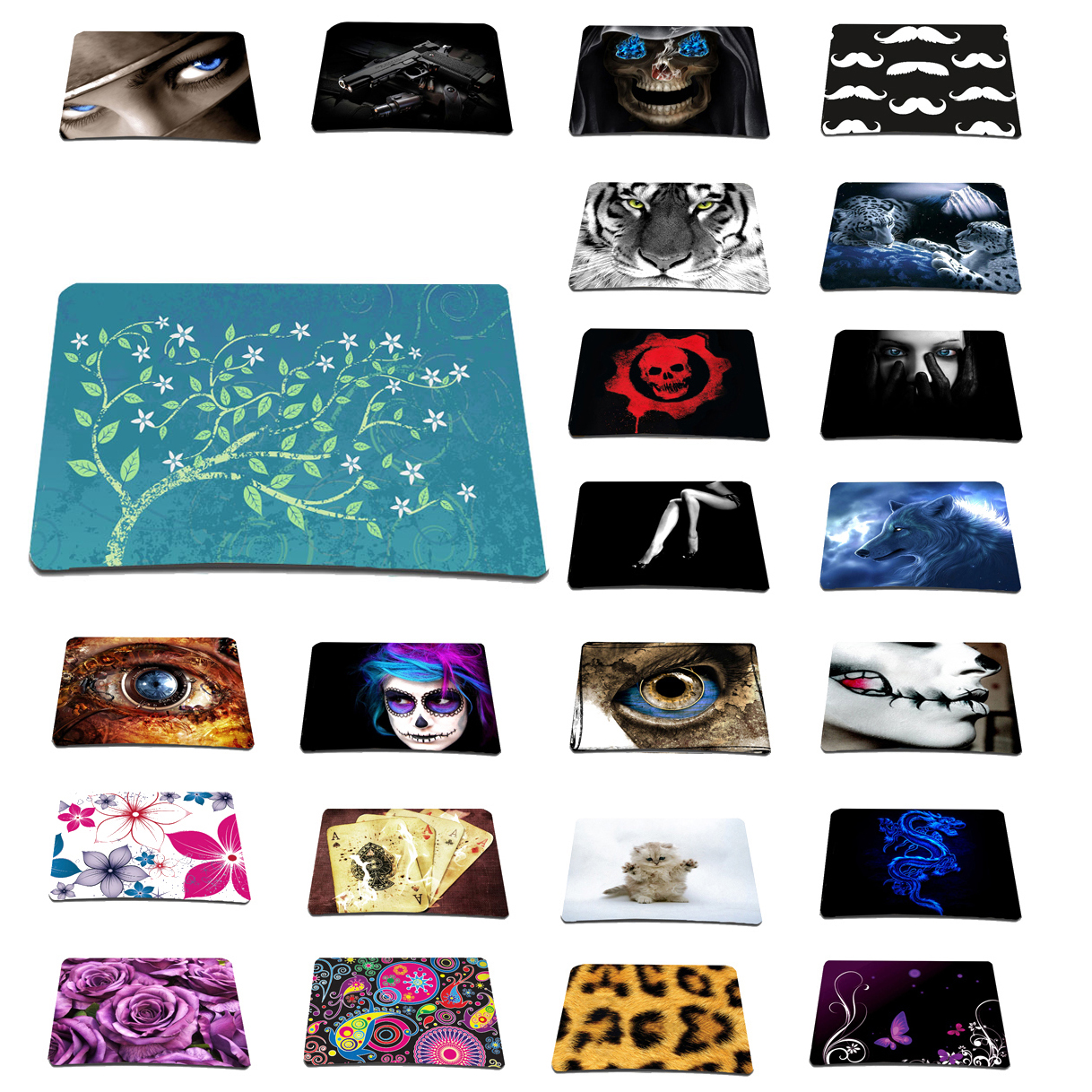alfombrilla raton new laser moue pad gaming trackball mice mousepad free size slim anti-slip pad mats for computer mouse mices